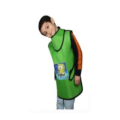 Çocuk Radyasyon Koruyucu Ön Korumalı Kurşun Önlük İxxir 3301
