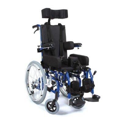 Çocuk Manuel Tekerlekli Sandalye MDH Baczus