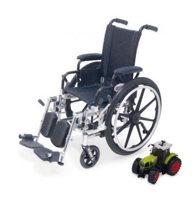 Çocuk Manuel Tekerlekli Sandalye Viper Medium