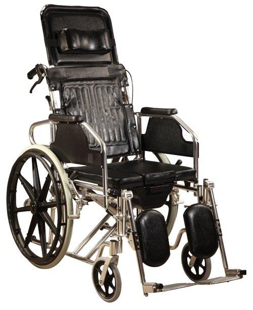 Çok Özellikli Tekerlekli Sandalye İMC 411 Alüminyum
