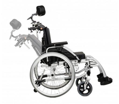 Çok Özellikli Tekerlekli Sandalye Vitea Care VCWK9CP