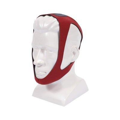 CPAP-BPAP Maskesi Ağız Kapama Bandı Sesan CBMAKB-K Kırmızı