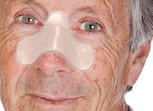 CPAP-BPAP Maskesi Burun Destek Jeli Comfort Care