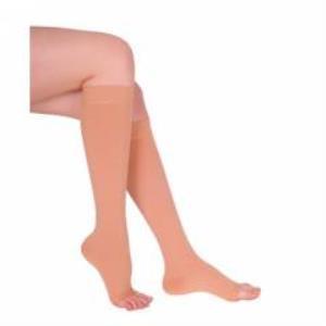 Diz Altı Varis Çorabı AD A CCL1 Venolife No: 1 Bej