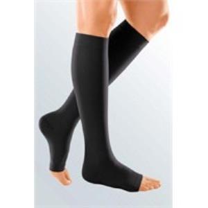 Diz Altı Varis Çorabı AD A CCL1 Venolife No: 1 Siyah