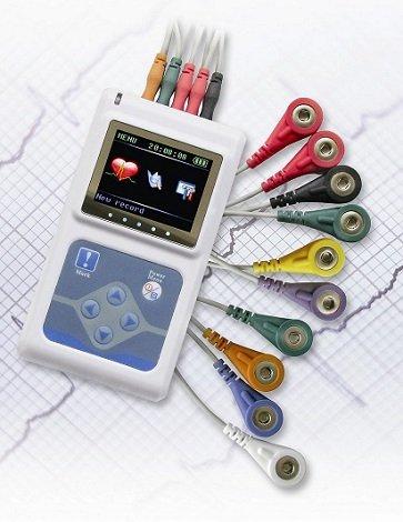 EKG Ritim Holter Cihazı Plusmed TLC-5000
