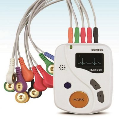 EKG Ritim Holter Cihazı Plusmed TLC-6000