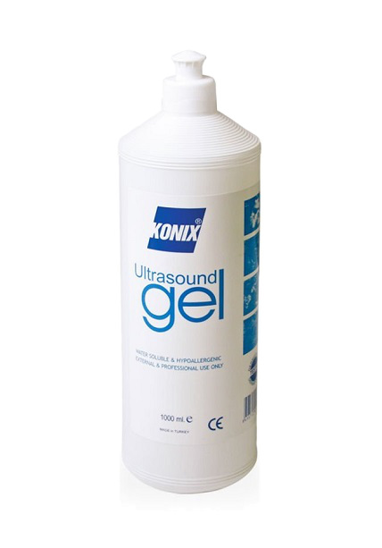 EKG ve Ultrason Jeli Konix 1000ml