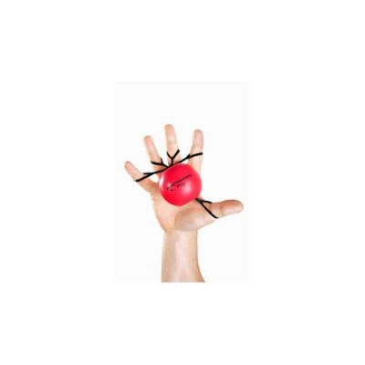 El Egzersiz ve Rehabilitasyon Topu Handmaster Plus Orta Kırmızı