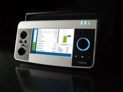Ev Tipi Mekanik Ventilatör Cihazı Hoffrichter Carat II Pro