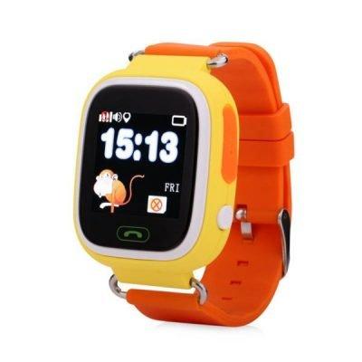 GPS Özellikli Çocuk Saati Bilicra BLC101 Turuncu