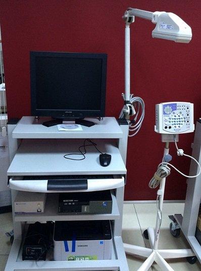 İkinci El 32 Kanallı EEG Cihazı Nihon Kohden Neurofax EEG-1200