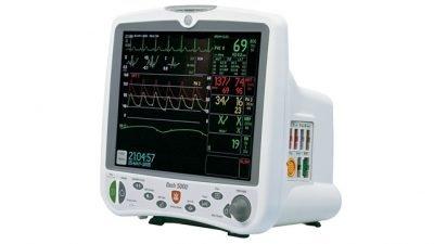 İkinci El Hastabaşı Monitörü GE Dash 5000