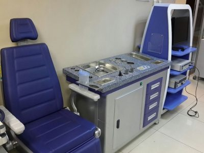 İkinci El KBB Ünit Sistemi Endoas 400 Storz Telecam