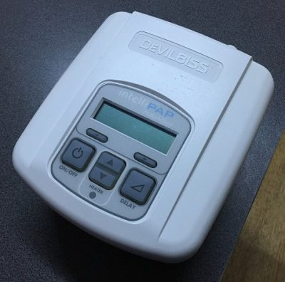 İkinci El OTOCPAP Cihazı Devilbiss Sleepcube Autoplus DV54