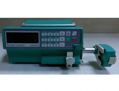 İkinci El Şırınga Pompası B Braun Perfusor Compact