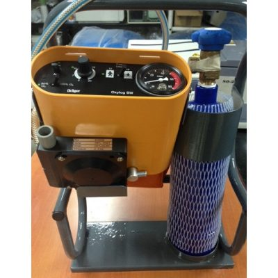 İkinci El Transport Mekanik Ventilatör Cihazı Draeger Oxylog BW
