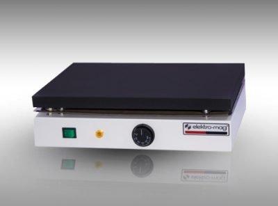 Isıtıcı Plaka (Hot Plate) Cihazı 30x45cm Dikdörtgen Elektro-mag M 3045