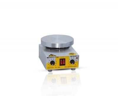 Karıştırıcı Cihazı 15cm Isıtıcılı Elektro-mag M 221