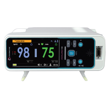 Konsol Tipi Pulse Oksimetre Cihazı Charmcare Accuro II