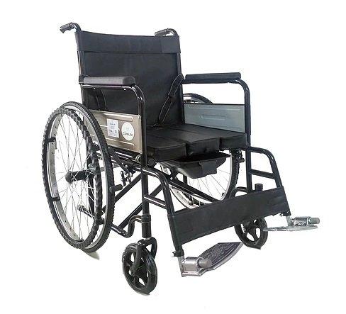 Lazımlıklı Tekerlekli Sandalye Corelife CL-826