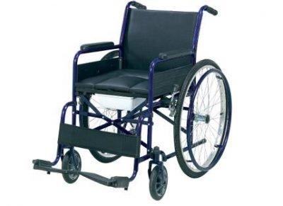 Lazımlıklı Tekerlekli Sandalye Turmed TM-H 8006