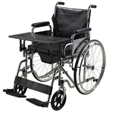 Lazımlıklı Tekerlekli Sandalye Veron VRN-910 CK-D