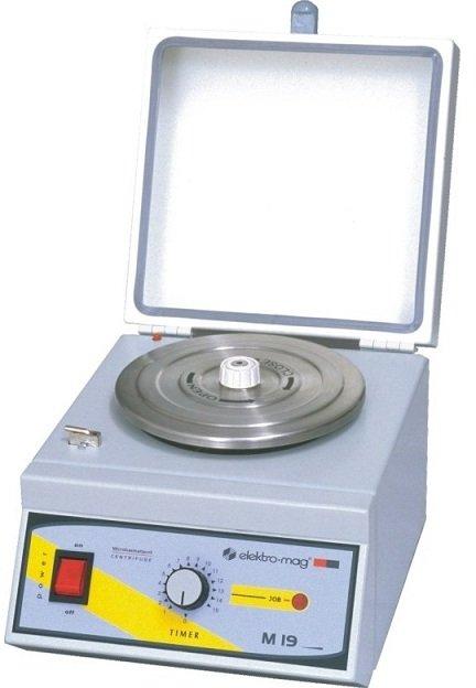 Mikro Hematokrit Santrifüj Cihazı Elektro-mag M 19