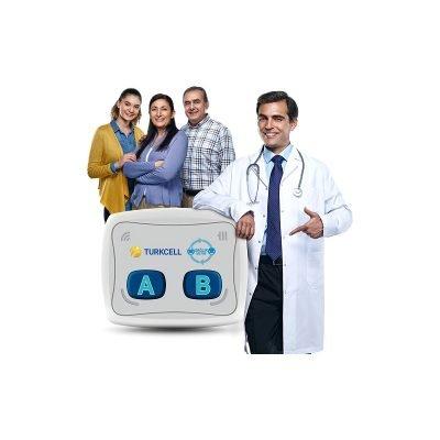 Mobil Sağlık Takip Sistemi Turkcell SağlıkMetre Tansiyon Basic