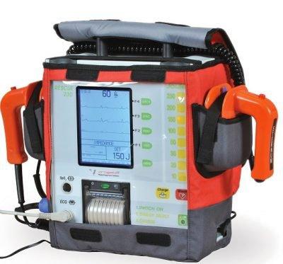 Monitörlü Defibrilatör Progetti Rescue 230