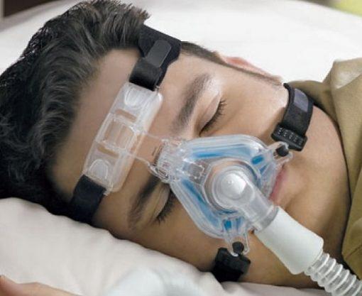 Nazal Maske Philips Respironics ComfortGel Blue Small