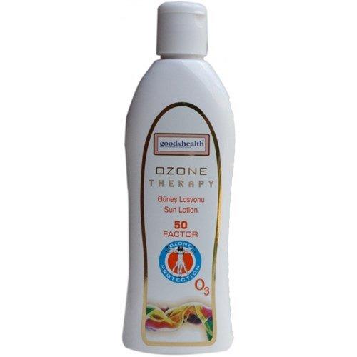 Ozonlu 50 Faktör Güneş Losyonu Good-Health Ozone Therapy 250ml