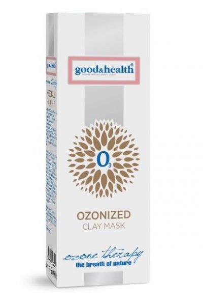 Ozonlu Kil Maskesi Good-Health Ozone Therapy 75ml