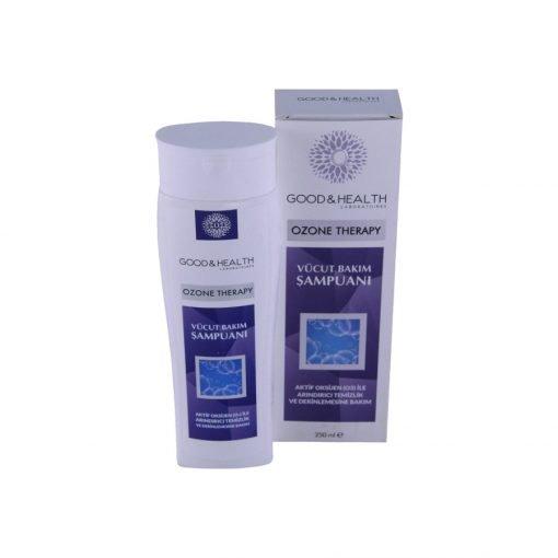 Ozonlu Vücut Bakım Şampuanı Good-Health Ozone Therapy 250ml