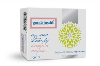 Ozonlu Zeytinyağlı Yüz Sabunu Good-Health Ozone Therapy 100ml