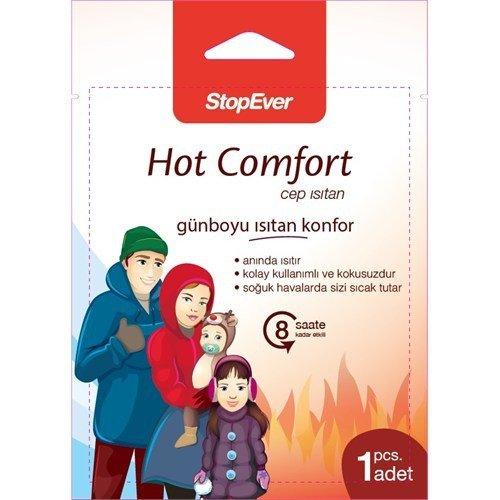 Sıcak Kompres Stopever Hot Comfort Cep Isıtan