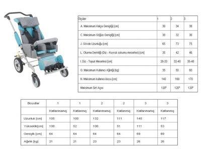 SNS Racer Yetişkin/Çocuk Sandalyesi