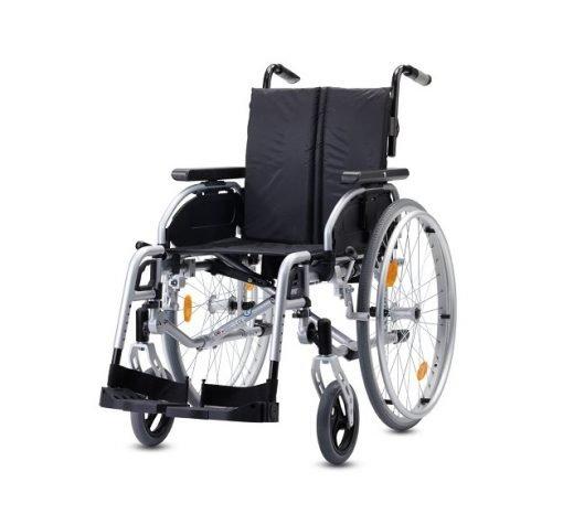Yetişkin Manuel Tekerlekli Sandalye Bischoff Pyro Light Optima 40cm