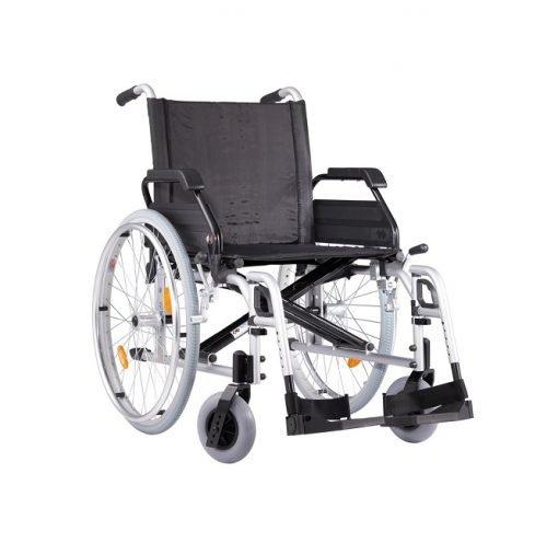 Yetişkin Manuel Tekerlekli Sandalye Bischoff Pyro Light XL 51cm