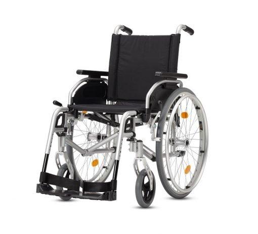 Yetişkin Manuel Tekerlekli Sandalye Bischoff Pyro Start Plus 43cm