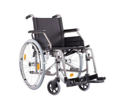 Yetişkin Manuel Tekerlekli Sandalye Bischoff S Eco-2 49cm