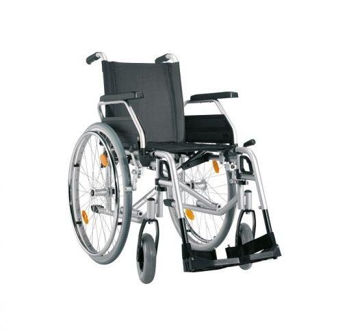 Yetişkin Manuel Tekerlekli Sandalye Bischoff S Eco-300 52cm