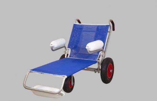 Havuz ve Deniz İçin Tekerlekli Sandalye Feeter