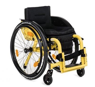 Sporcu Tekerlekli Sandalye MDH Tornado Junior