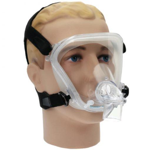 Tüm Yüz Maskesi Pulmodyne BiTrac MaxShield ADT