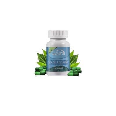 Yeşil Çay ve Funda Yaprağı Gıda Takviyesi Acura AC-7718 60 Kapsül