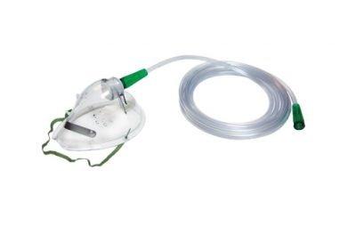 Yetişkin Oksijen Maskesi Plasti-Med 130103