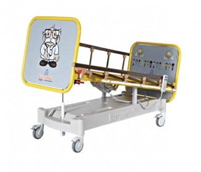 1 Motorlu Çocuk Hasta Karyolası Turmed TM-K 2213