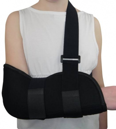 Süngerli Kol Askısı Ortho Flexi ORT-C 3010 Large
