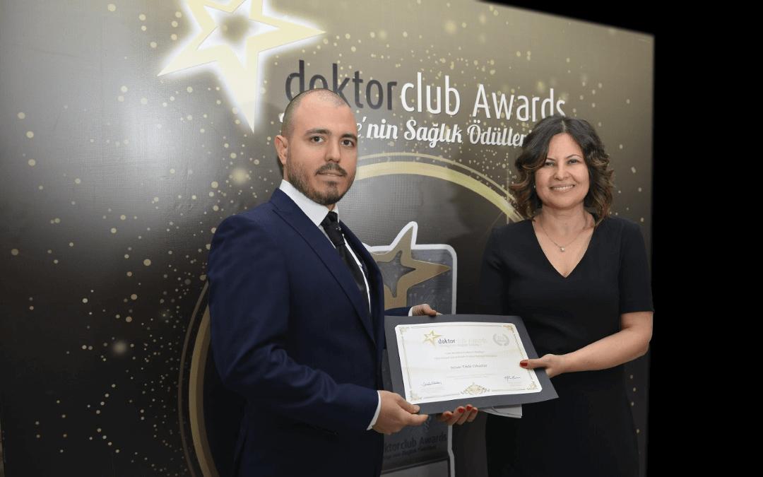 Doktorclub Awards 2019 Türkiye'nin Sağlık Ödülleri Finalisti Sesan Akademi